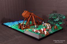 Trebuchet Model   by John-Daniels