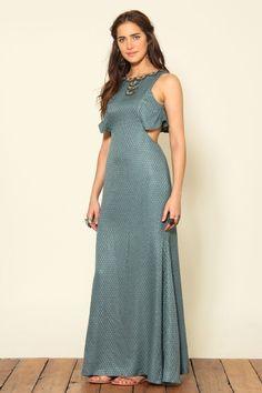 Elegant embroider dress