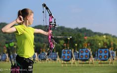 Top youth, adult archers bring the heat to #OutdoorNationals, #JOADNationals!