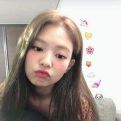 me stalking my crush :> Kim Jennie, Yg Entertainment, South Korean Girls, Korean Girl Groups, Memes Do Blackpink, Cute Girls, Cool Girl, Kpop Anime, Blackpink Funny
