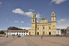Basilica de Nuestra Señora de Chiquinquira, Boyacá, Colombia   by Rubén Rueda