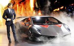 The New Lamborghini Sesto Elemento $ 2.8 million