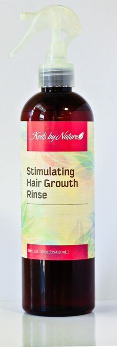 Koils by Nature - Stimulating Hair Growth Rinse, $12.00 (http://www.koilsbynature.com/products/Stimulating-Hair-Growth-Rinse.html) Heard great things about this product and it looks easy to use because its in a spray bottle
