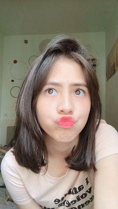 Lily Maymac, Charming Eyes, Snapchat Girls, Indonesian Girls, Seulgi, Girl Face, Ulzzang Girl, Girl Photography, Girl Pictures