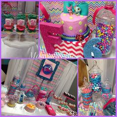 Little Pet Shop #birthday #littlestpetshop  #birthdayparty www.mammarellasweets.com
