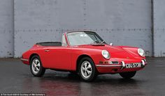 Just 13 901 Cabriolet prototypes were ever made, all of which were a test bed to see how P...