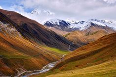 Shkhara. Svaneti. Georgia by Alexander Deshkovets on 500px
