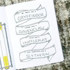 Part 2 80 Magical Harry Potter Bullet Journal layout ideas My Inner Creative Harry Potter Journal, Harry Potter Notebook, Harry Potter Sketch, Harry Potter Drawings, Bullet Journal Quotes, Bullet Journal Notebook, Bullet Journal Themes, Bullet Journal Inspiration, Bullet Journal Layout Ideas