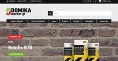 Η #aboutnet δημιούργησε το νέο #website με δομικά υλικά απαραίτητα για κάθε κατασκευή και ανακαίνηση.Η ιστοσελίδα είναι διαθέσιμη στο www.domikamarket.gr