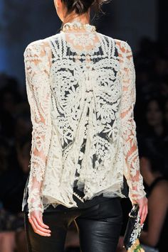 Nicole Miller - New York Fashion Week - Spring 2014