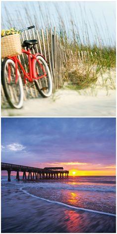 "5 Things to Make Your Tybee Island Valentine's Day Getaway Perfect - Visit Tybee - Tybee Island, Georgia ""Savannah Beach"" Tybee Island, Southern Charm, 5 Things, Natural Wonders, Savannah Chat, Cottages, Georgia, Coast, Valentines"