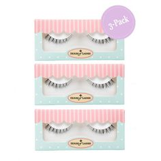 Darling Lower/Bottom Lashes 3pk | House of Lashes