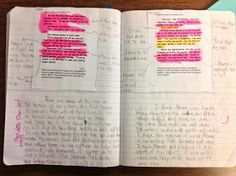Middle School OCD: Interactive Notebooks in the Read 180 Classroom!