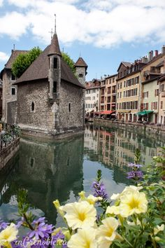 These could be on my places to go as well. My 13 favourite views of the cutest town in France: Annecy Beautiful Places In The World, Wonderful Places, Great Places, Places To See, Dream Vacations, Vacation Spots, Annecy France, Ville France, French Countryside