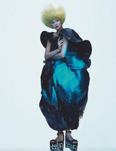 "leahcultice:  ""Natalia Siodmiak by Benjamin Lennox for Numero February 2014  """
