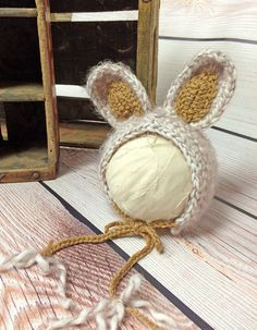 Baby Bunny Hat Easter Bunny Photography by silverboutiquecrafts  https://www.etsy.com/listing/217627889/baby-bunny-hat-easter-bunny-photography?ref=shop_home_active_6