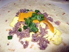 The Virtuous Wife: Breakfast Burritos and Beef Pot Pies (FREEZER MEAL)