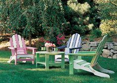 16 meilleures images du tableau Repeindre du mobilier de jardin ...