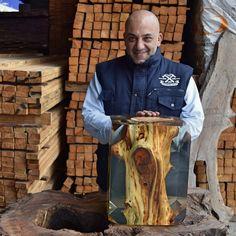 READY TO GO DOHA #wood #bois #madera #madeira #holz #legno #woodporn #cengizozen #slabwood #liveedge #handcrafted #contemporary #contemporaryecowood #akdenizorman #design #luxury #decoration #interior #brazil #saopaulo #paris #france #sainthonore...