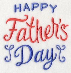 Happy Father's Day Happy Fathers Day Pictures, Fathers Day Wishes, Happy Father Day Quotes, Fathers Day Crafts, O Happy Day, Family Love Quotes, Daddy Day, Card Sentiments, Embroidery Monogram