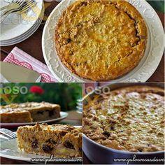 Tem bananas maduras e não sabe o que fazer? Prepare para o #lanche uma rápida e deliciosa Torta de Banana com Aveia!  #Receita aqui => http://www.gulosoesaudavel.com.br/2013/07/05/torta-banana-aveia/