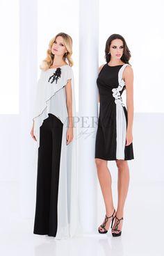 c860dc326d2a 24 fantastiche immagini su Impero Couture 2016 - Bianco e Nero ...