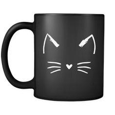 Ultimate Cat Lover Black Mug