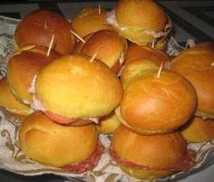 Ricetta Sandwich (Panini x buffet) pubblicata da LuDo - Questa ricetta è nella…