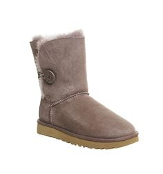 UGG Australia, Bailey Button II Boots, Stormy Grey Suede