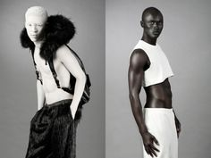 Models: Papis Loveday and Shaun Ross - Album on Imgur