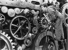 Tempi Moderni Charlie Chaplin #lavoro