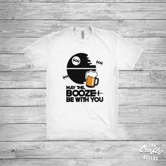 May The Booze Be With You shirt - Star Wars - Run Disney - Disney Marathon - Epcot Food and Wine - Matching Shirts - Men by TheCraftyBellas on Etsy