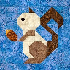The Objects of Design: SQUIRREL!!!