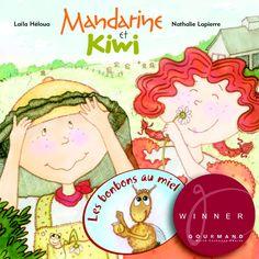 Collection Mandarine et Kiwi.