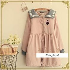 Buy 'Fairyland � Appliqu� Snap-Button Coat' with Free International Shipping at YesStyle.com. Browse and shop for thousands of Asian fashion items from China and more!