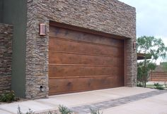 Modern wooden garage door & Bu0026D Doors | Ideas Gallery | Residential Garage Roller Doors - http ...