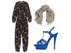 """Style.com """"One Outfit to Wear for Tonight's Party, Bed, and Brunch Tomorrow"""" LOL.. I can dig it!"""