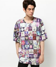 MILKBOY,INSTA-BIG Tシャツ-WEAR
