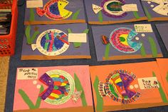 Love this idea! Words of Wisdom From 2nd Graders...Create Art With Me!