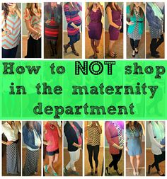 all things katie marie: Katie's Closet ~ How to Not Shop in the Maternity ...