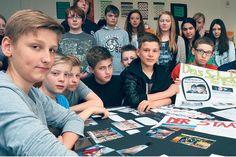 Schüler der Heinz-Sielmann-Realschule unterstützen Kinder in Syrien