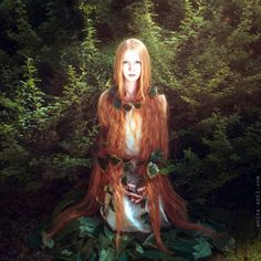 By anita anti on forest faeries fantasy photography, f Fantasy Photography, Creative Photography, Portrait Photography, Dark Fantasy, Images Esthétiques, Looks Party, Pre Raphaelite, Photomontage, Vampires