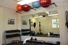Small Personal Training Studio
