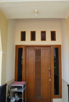 Minimalist Home Door Design | Desain Pintu Rumah Minimalis