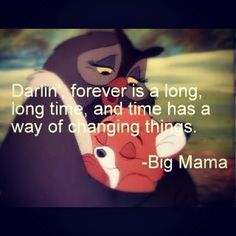 My all time favorite Disney quote :)