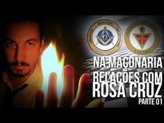 Na Maçonaria - Relações com a Rosa Cruz parte 2