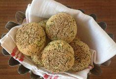 Broccolipuckar med ingefära