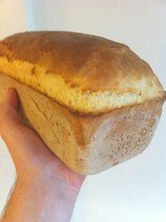 Las recetas de la familia Tartufo: Pan de molde casero (Pan de leche sencillo de…