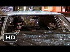 Mall Chase - The Blues Brothers Movie CLIP HD I hate the way their restricting chases now. Chase Movie, We Movie, Kathleen Freeman, Blues Brothers Movie, Frank Oz, Ray Charles, James Brown, Aretha Franklin, Universal Pictures