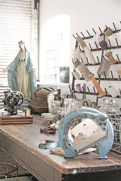 Craft Studio seen in Jeanne d'Arc Living Magazine
